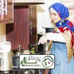 امور منزل و آشپزی پل گیشا