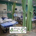 همراه بیمار در بیمارستان چمران
