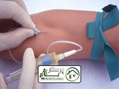 تزریق سرم در زنجان جنوبی