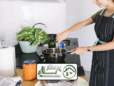 امور منزل وآشپزی ، نواب