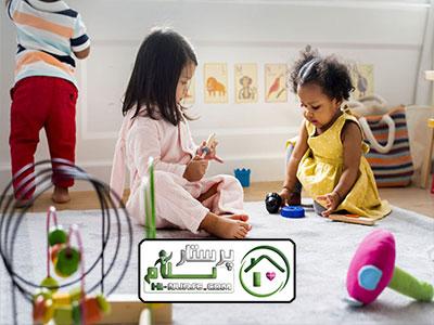 نگهداری از کودک در منزل ، نیاوران