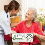 مراقبت از سالمند خانم پوشکی ، شهریار