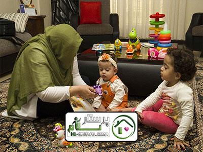 پرستاری از کودک در منزل ، رباط کریم
