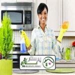 آشپزی و امور منزل برای سه نفر ، نیاوران
