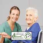 پرستاری از سالمند خانم تنها ، مجدیه