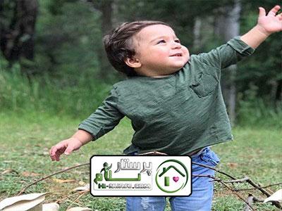 مراقبت و بازی با کودک پسر 6 ساله ، سعادت آباد