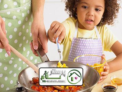 امور منزل و مراقبت از کودک ، جردن
