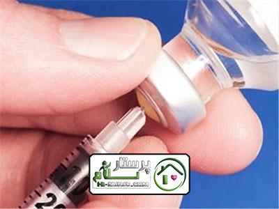 تزریق آمپول در گیشا