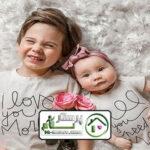 امور منزل و مراقبت از کودک 10 ساله و 7 ساله ، اسلامشهر