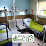همراه بیمار در بیمارستان 501