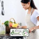 امور منزل و آشپزی برای 3 نفر ، دیباجی