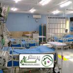همراه بیمار در بیمارستان شفا یحیی