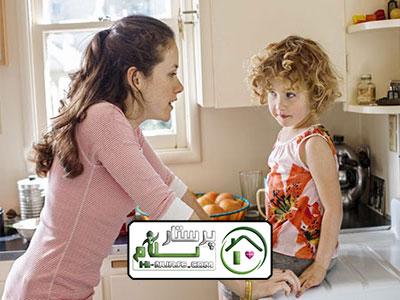 مراقبت از کودک در منزل ، جنت آباد