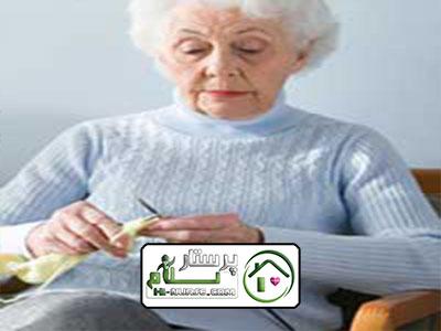نگهداری از سالمند خانم در منزل ، پاسداران