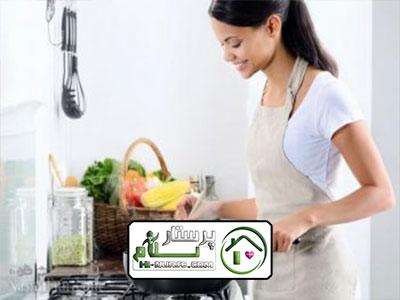 امور منزل و آشپزی ، گیشا
