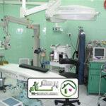 همراه بیمار در بیمارستان ولیعصر ناجا