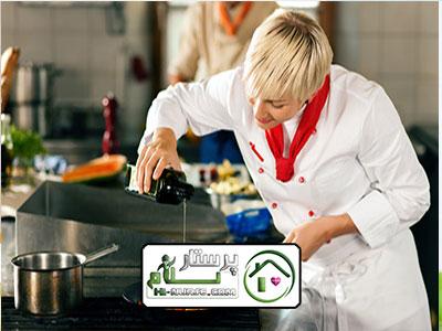 امور منزل و آشپزی برای 4نفر ، سعادت آباد