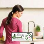 امور منزل وآشپزی برای سه نفر ، زعفرانیه