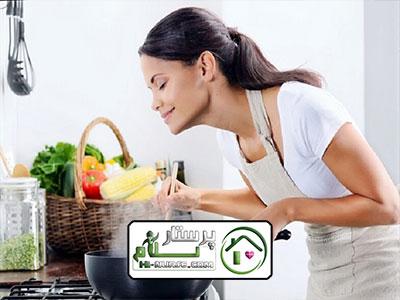 امور منزل و آشپزی برای 4 نفر ، فشند