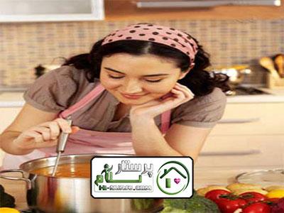 انجام امور منزل و آشپزی ، کامرانیه
