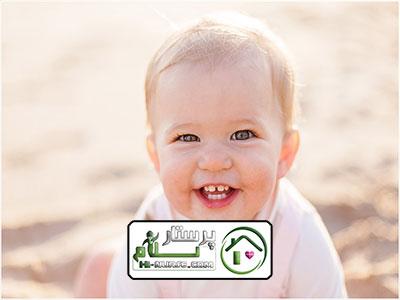 پرستاری از کودک در منزل ، مرزداران