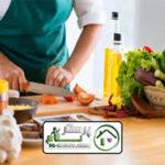 امور منزل و آشپزی برای پدر و دو نوجوان ، سعادت آباد