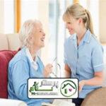 مراقبت از سالمند خانم ، شهید محلاتی