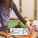 امور منزل و آشپزی برای دو نفر ، شهرک غرب
