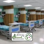 همراه بیمار در بیمارستان عرفان نیایش