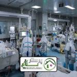 همرراه بیمار کورنایی در بیمارستان میلاد