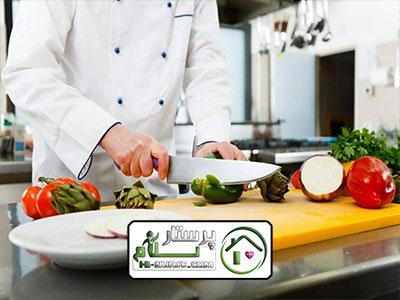 امور منزل و آشپزی برای یک زوج ، ولنجک
