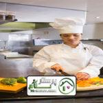 انجام امور منزل و آشپزی برای چهار نفر ، مرزداران