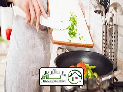 امور منزل و آشپزی برای 4 نفر زعفرانیه