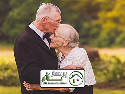 پرستاری از زوج سالمند نارمک