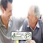 پرستاری از سالمند آقا سعادت آباد