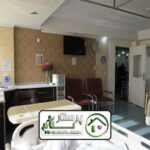 همراه بیمار در بیمارستان عرفان