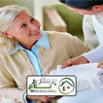 مراقبت از سالمند خانم پوشکی نیاوران