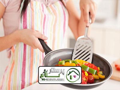 امور منزل و آشپزی برای سه نفر فرمانیه