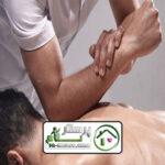 ماساژ درمانی سیاه تیک ازگل