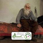 مرد فقیری از خدا سوال کرد