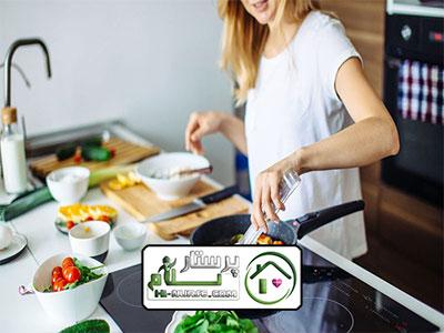 امور منزل و آشپزی مترو کمیل