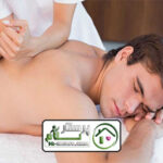 ماساژ برای رفع گرفتگی عضلانی جردن