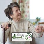 پرستاری از سالمند خانم پونک