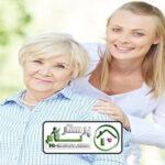 نگهداری از سالمند خانم بلوار کشاورز