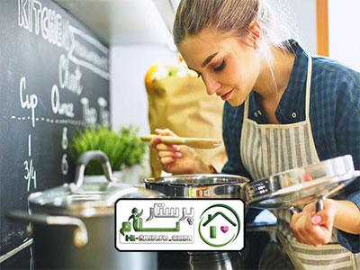 امور منزل و آشپزی تجریش