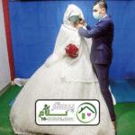 داستان در مراسم عروسی