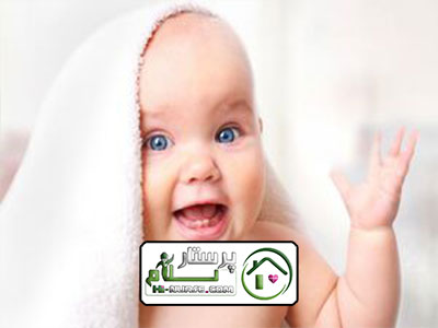 مراقبت از نوزاد در منزل میرداماد