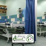 همراه بیمار در بیمارستان بقیه الله