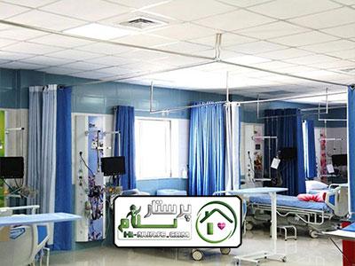 همراه بیمار در بیمارستان های تهران