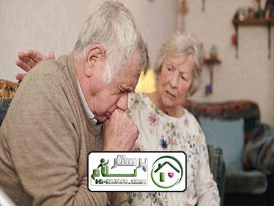 مراقبت از زوج سالمند سهروردی